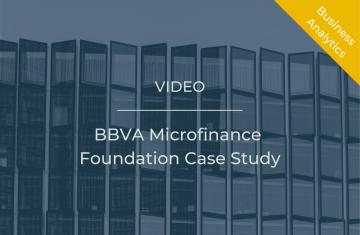 BBVA Microfinance Foundation Case Study