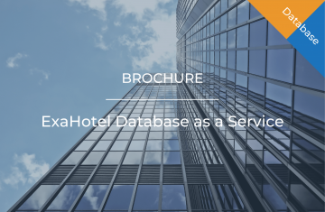 ExaHotel Database as a Service